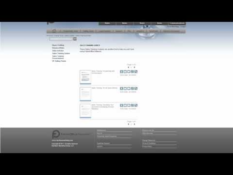 FutureOffice Network for Benefits and Commerical Insurance Brokers Demo