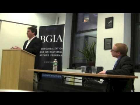 Michael Moran at BGIA