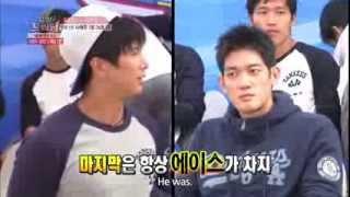 Let's Go! Dream Team II   출발드림팀 II : Top 100 Viewers Special - Part 2 (2013.12.01)