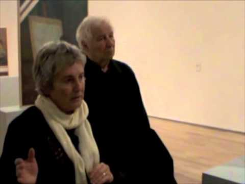 Ilya and Emilia Kabakov Angelology exhibition talk and interview.