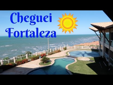CHEGUEI FORTALEZA   PRIMEIRO DIA   Por Glaucia Sioli
