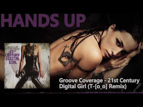 Groove Coverage - 21st Century Digital Girl (T-[o_o] Remix)
