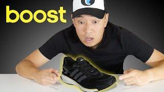 """O QUE É adidas """"BOOST"""" ? thumbnail"""