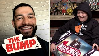 Roman Reigns surprises Israel Rodriguez from Make-A-Wish: WWE's The Bump, Feb. 19, 2020