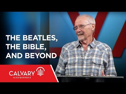 The Beatles, The Bible, And Beyond