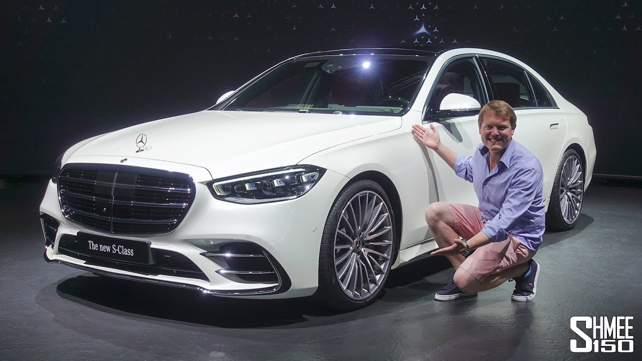 NEW 2021 Mercedes S-Class! FIRST LOOK at the Latest Generation
