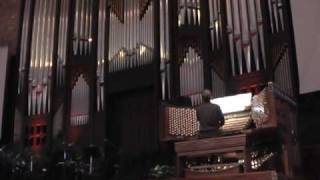 How Great Thou Art - Calvary Pipe Organ