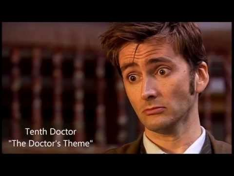 Doctor Who: Doctors Themes 9th Doctor  12th Doctor