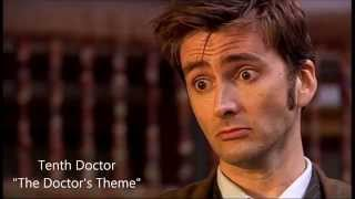 Doctor Who: Doctor's Themes (9th Doctor - 12th Doctor)