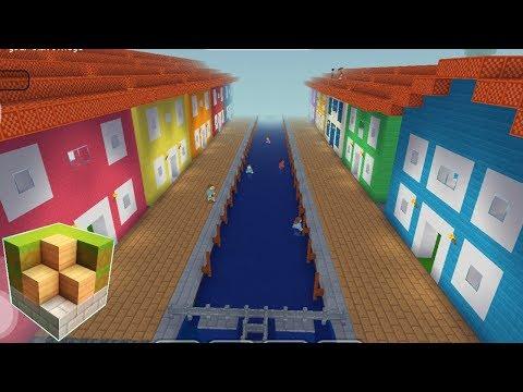 Block Craft 3D Mobile Gameplay - ﹰItaly ﹰBurano -