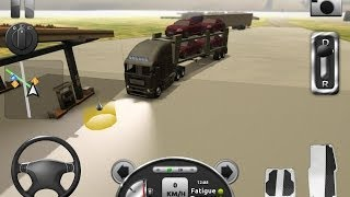 Best Truck Simulator 3D Android HD GamePlay