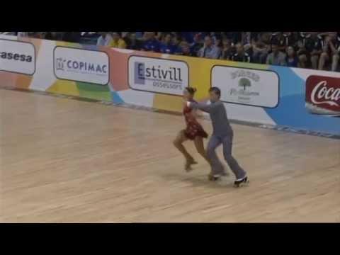 Free Dance Ana and Pedro Walgode - 2014 World Figure Skating Championship Reus