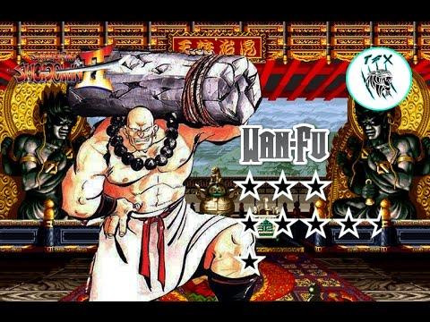 Samurai Shodown II/   Wan Fu [Arcade Playthrough]