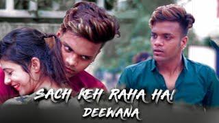 Sach Keh Raha Hai Deewana | Sad Love Story | As CREATION