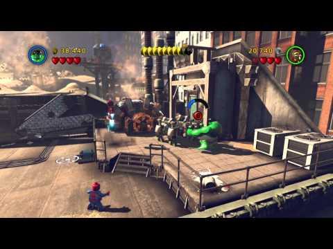 Лего Супер Герои Марвел LEGO MARVEL SUPER HEROES купить