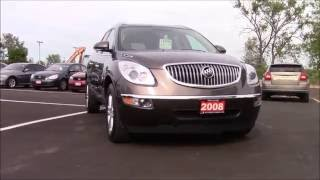 2008 Buick Enclave Indepth Walkaround and Start up