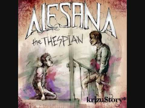 Alesana - The Thespian (New Song) (New Album  The Emptiness) - krizuStory.flv