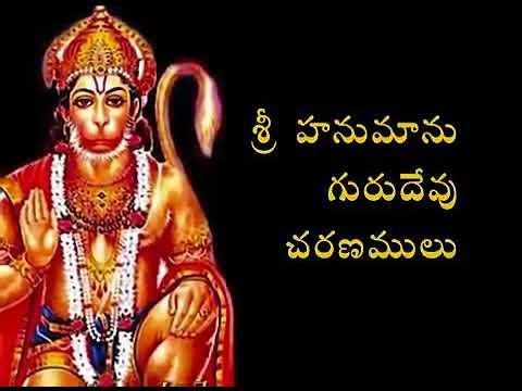 sri hanuman gurudeva charanamulu