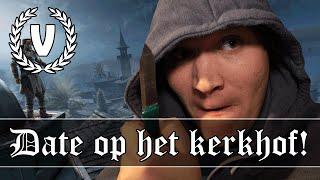 """DATE op het KERKHOF!"" - Assassins Creed: Revelations - Aflevering 17"