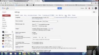 Как делать массовую рассылку писем на gmail.com