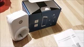 Meer Smart Wifi Wlan Steckdose | Test und Bedienung für Android Apple und Amazon Echo