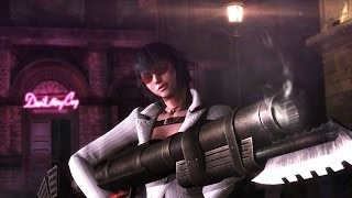 Devil May Cry 4 Special Edition - Playable Characters Gameplay [1080p 60FPS HD] | PC/PS4/Xbox One