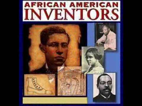 A song about black inventors.
