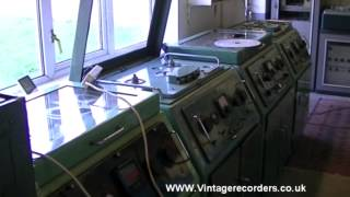 The EMI BTR-2, could these have come from Abbey Road studios ?