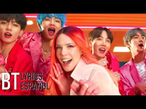 BTS - Boy With Luv ft Halsey  + Español