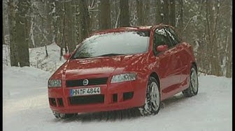 Fiat Stilo 1.9 JTD: Im Test die Michael Schumacher-Edition