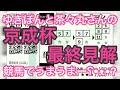 【予想】2019京成杯 競馬でうまうまー☆