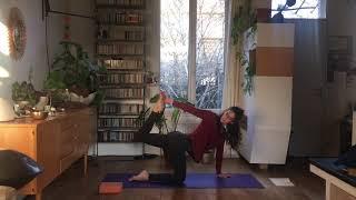 yoga de l'ouverture du coeur