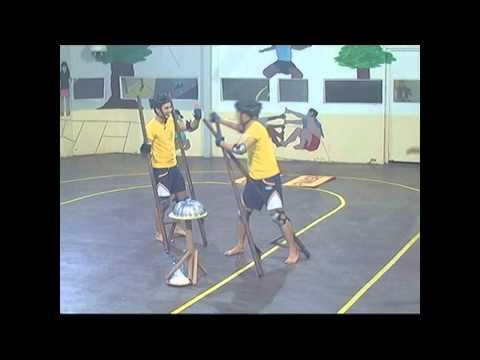 ENDCARD_Team Yellow, sumuko sa Kadang Kadang challenge