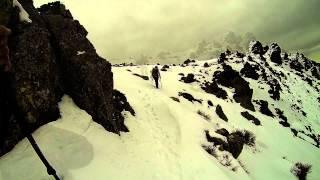 Corse :Plateau d'Alzu (1586 m) par la vallée de la Restonica GoPro (part 1)