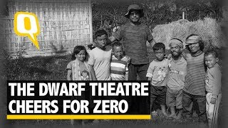 Shah Rukh Khan's 'Zero' Cheers Up Assam's Dwarf Theatre | The Quint