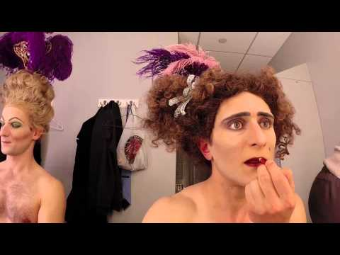 Getting Into Character, Men Take On Wicked Stepsister Roles in 'Cinderella'