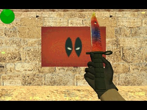 HOW TO USE A CUSTOM PICTURE AS A SPRAY IN CounterStrike 1.6