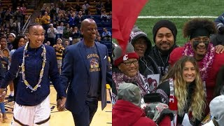 Pac-12 student-athletes salute their dads for Father's Day