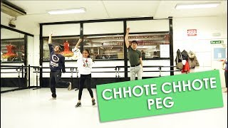 Chhote Chhote Peg | London School of Bollywood ft. Twinkle Jaiswal | Dance Choreography