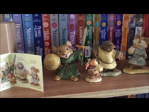 The largest Redwall Collection ever...