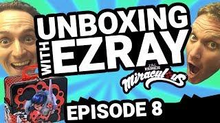 Miraculous Ladybug | #EZRAY Toy Unboxing Ep. 08 | Tales of Ladybug & Cat Noir