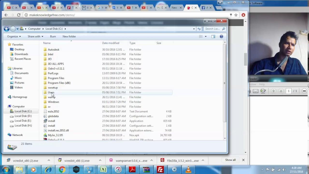 How to Unhide the AppData Folder? (Windows 7 and Vista)