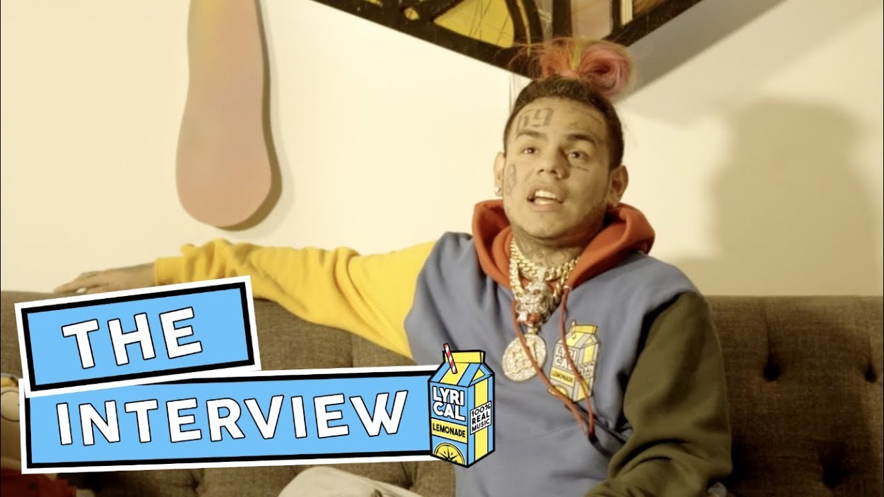 6ix9ine | The Lyrical Lemonade Interview