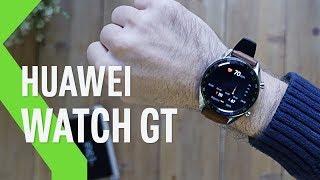 Huawei Watch GT, análisis: una BESTIA en la AUTONOMÍA