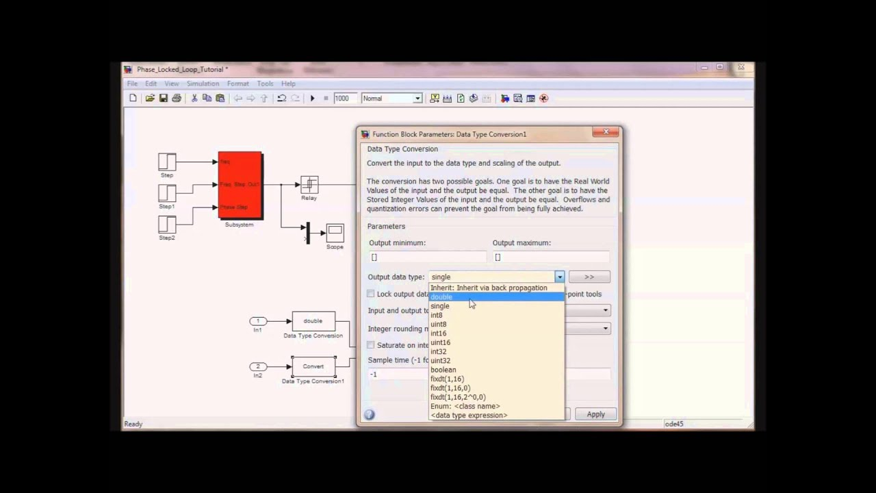 Simulink: CDR, BB-PD, Dual Path _HQ