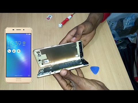 How to Open Back Cover ASUS Zenfone 3S Max