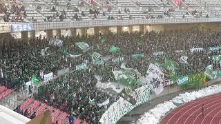 2018年3月3日(土) J2リーグ第2節 vsアルビレックス新潟(デンカビ...