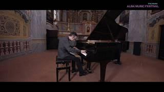 Alba Music Festival 2020 – Andrea Bacchetti piano – Franz Schubert