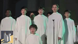 Libera - Danny Boy a cappella - live from Guildford Cathedral - 2015