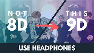 Gambar cover BTS - Blood Sweat & Tears (9D Audio)